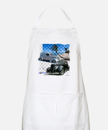 1937 Fords BBQ Apron