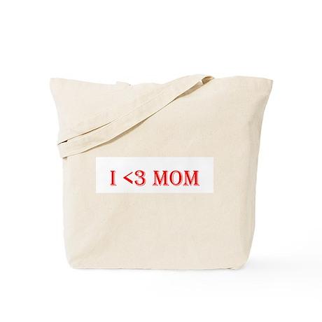 I love Mom Tote Bag