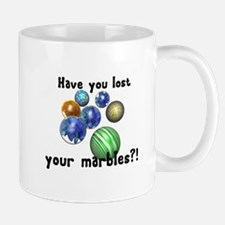 Lost Your Marbles Mug