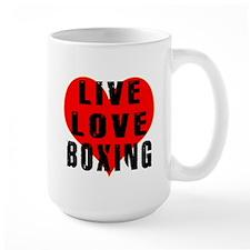 Live Love Boxing Mug