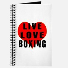 Live Love Boxing Journal