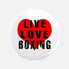"Live Love Boxing 3.5"" Button"