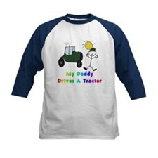 My Daddy Drives A Tractor Tee
