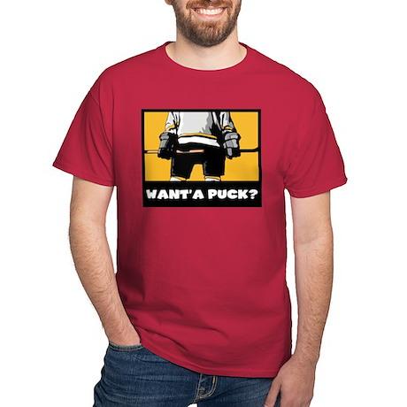 Funny Hockey Dark T-Shirt