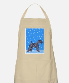 KERRY BLUE TERRIER BBQ/ GROOMING Apron