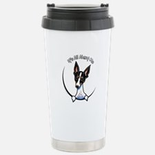 Rat Terrier IAAM Travel Mug