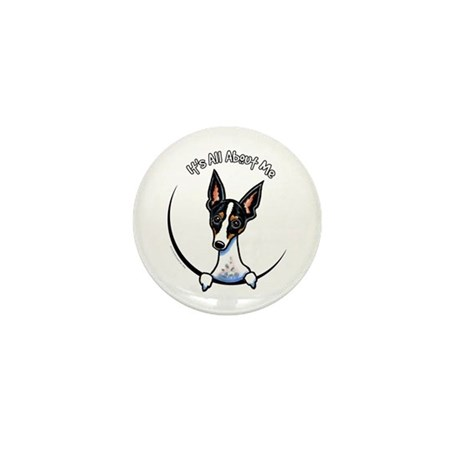 Rat Terrier IAAM Mini Button