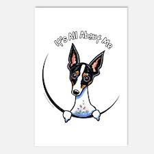Rat Terrier IAAM Postcards (Package of 8)