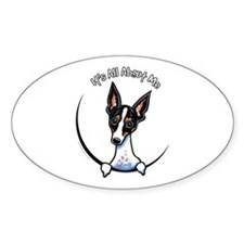 Rat Terrier IAAM Decal