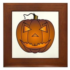 Jack -O- Framed Tile