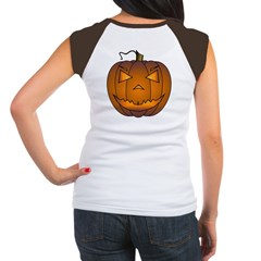 Jack -O- Women's Cap Sleeve T-Shirt