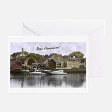 New Hampshire! ~ Greeting Cards (Pk of 10)