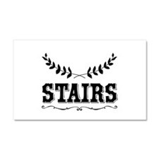 Red Plymouth Barracuda Decal