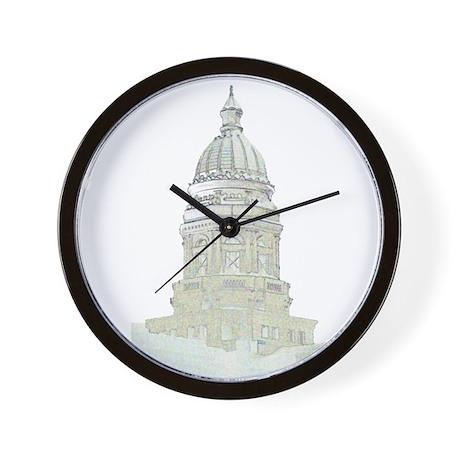 Chey Wy artistic Wall Clock