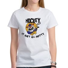 Funny Hockey Tee