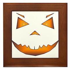 Jack -O- Framed Tile