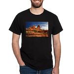 Vortex Side of Bell Rock Dark T-Shirt