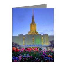 This is a picture of the Jor Note Cards (Pk of 10)