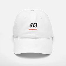 413 Baseball Baseball Cap