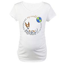 Rat Terrier My World Shirt