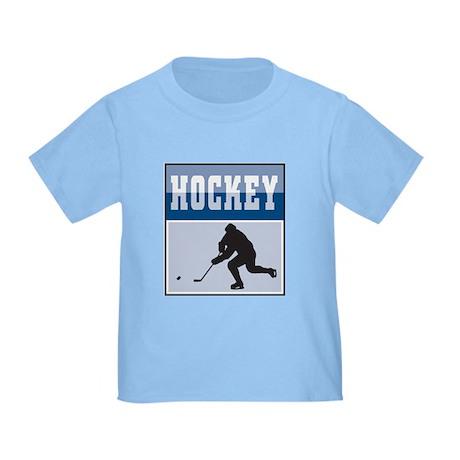 Hockey Poster Toddler T-Shirt