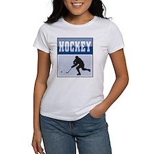 Hockey Poster Tee