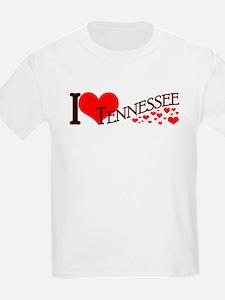 I <3 TN RMC Kids T-Shirt