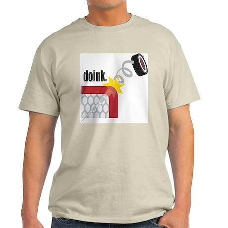 Hockey Gift Ash Grey T-Shirt