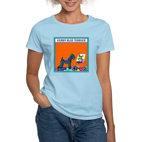 KERRY BLUE TERRIER Women's Light T-Shirt