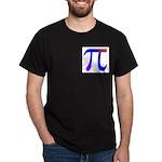 1000 digits of PI - Dark T-Shirt