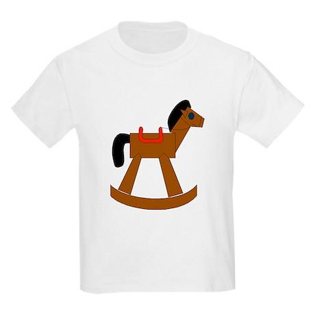 Rocking Horse Kids Light T-Shirt