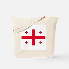 Georgian Tote Bag