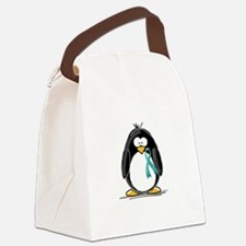 teal.png Canvas Lunch Bag