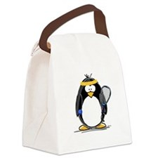 racquetball.png Canvas Lunch Bag