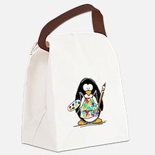 Artist.jpg Canvas Lunch Bag