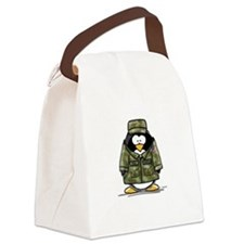 US Military copy.png Canvas Lunch Bag