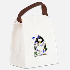 Painter2.jpg Canvas Lunch Bag