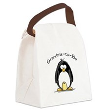 grandma to be.png Canvas Lunch Bag
