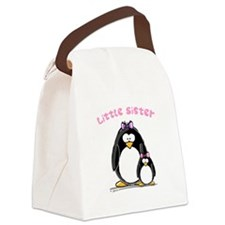 little sister2.png Canvas Lunch Bag