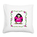 Mom.png Square Canvas Pillow