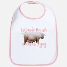 Le Grand Porcinet Bib