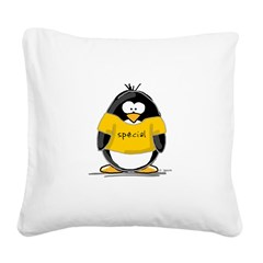 Special.jpg Square Canvas Pillow