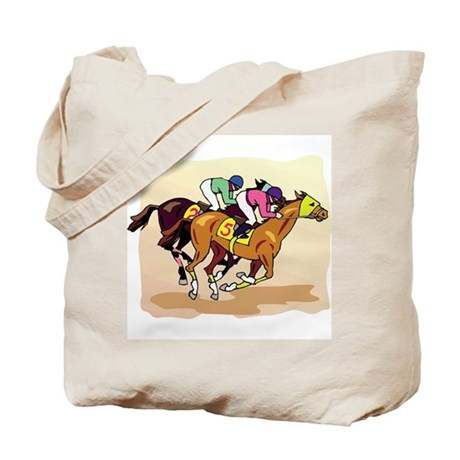 THOROUGHBRED Tote Bag
