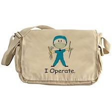 Surgeon Messenger Bag
