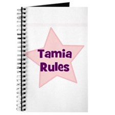 Tamia Journal