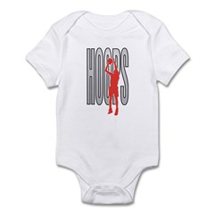Hoops Infant Bodysuit