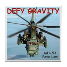 MH-53 Pave Low Tile Coaster