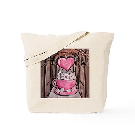 Marshmallows Tote Bag