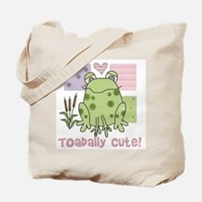 Toadally Cute Tote Bag