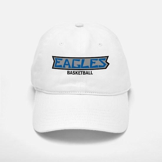 Wordmark Baseball Baseball Cap-Eagles B-Ball